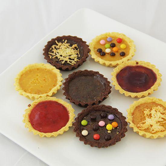 Pie Susu Amore | Paket Putih Rp 50.000 & Paket Chocoholic Rp 60.000