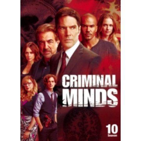 Criminal Minds: The Tenth Season [DVD]