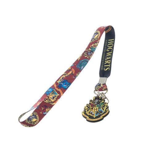 Harry Potter Crest Lanyard