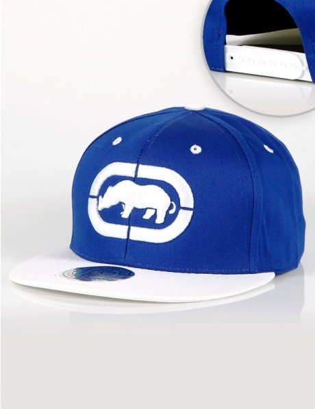 Ecko Unltd. Logo Snapback Blue White €30... I like this one babe