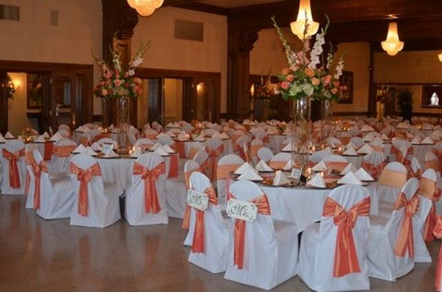 Coral and green Colorwedding | Coral and Green Wedding Colors