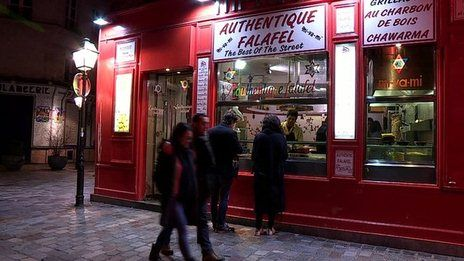 France's Jews facing 'uncertain times'. France is home to the European Union's largest population of Jews. As Newsnight's Katie Razzall reports, even before Friday's attack on a Paris kosher supermarket, there was a sense of fear among the country's Jewish communities. #France #French #Jew #Jews #Jewish #Judaica #AntiSemitism #Paris #Europe #EU #EuropeanUnion #prejudice #HateCrimes