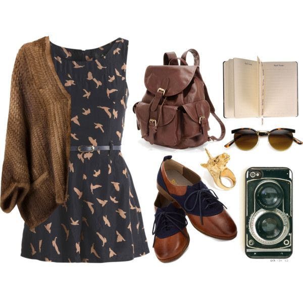 Film the world before it happens - Polyvore