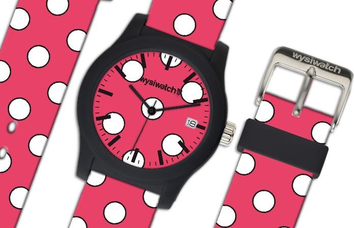 Montre mode de la marque Made in France Wysiwatch   Montre Bubble Addict 2 #mode #accessoire #Watches #montres $63.28
