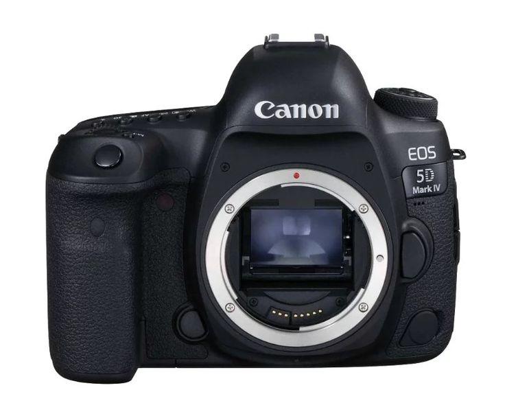 Canon EOS 5D Mark IV  [152k]