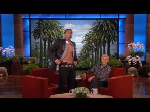 Ludacris' Ellen Underwear