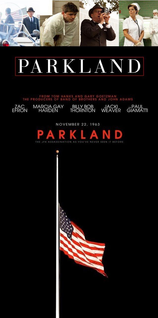 'Parkland' trailer: Zac Efron, Billy Bob Thornton in JFK assassination film