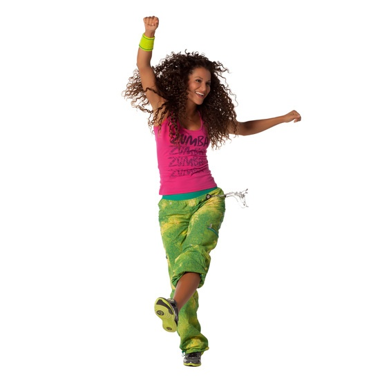 Zumba Women's Clothes. Zumba is an intense, freestyle workout. Well-fitting attire that allows for free-ranging movement is a must. Colorful clothes match the music's intensity and the choreographer's enthusiasm, while neutral and darker colors will help you hide in .