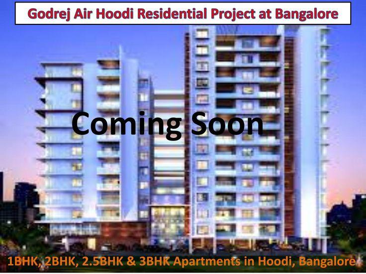 Godrej Air Hoodi Pre-launch Luxurious Residential Apartments