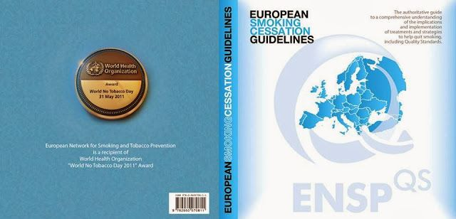 Respiratory Decade: European Smoking Cessation Guidelines 2013