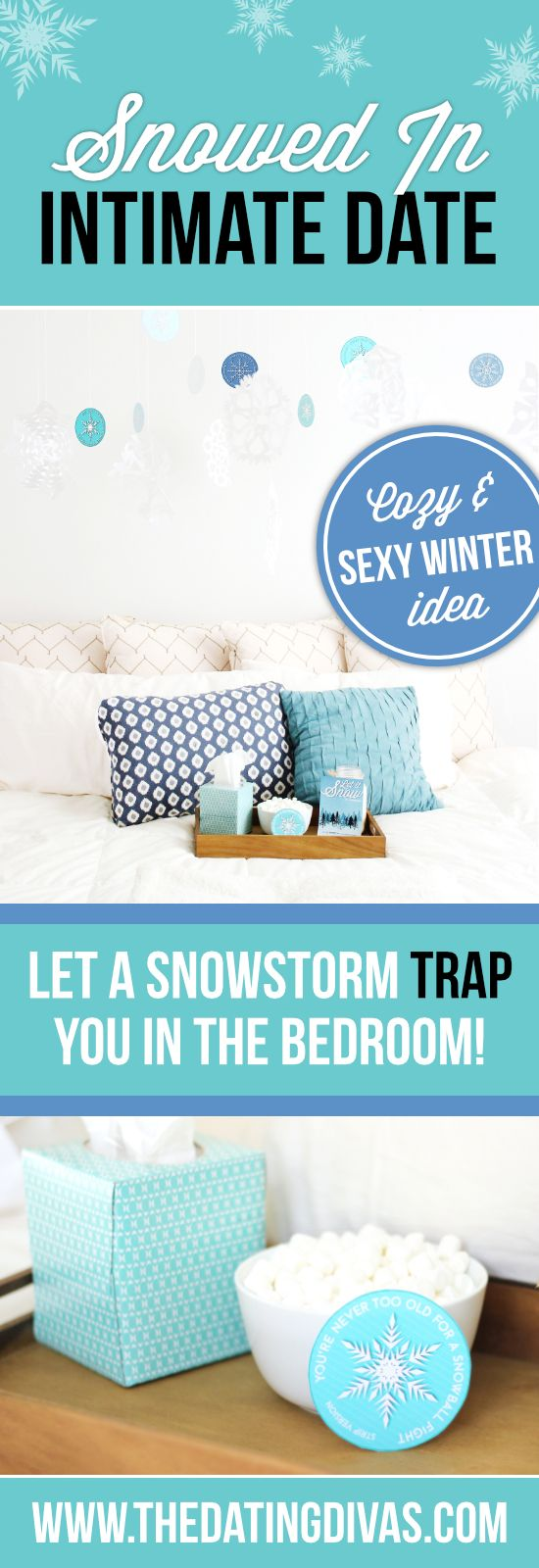 Sexy Winter Date Idea! Love it!