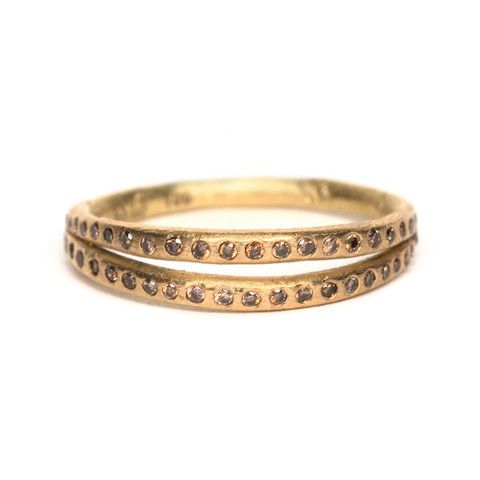 Love Me Two Times Ring – Pieces of Eight Gallery
