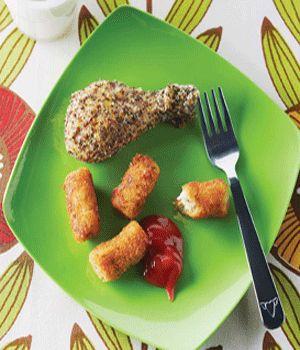Tasty Cauli-Tots