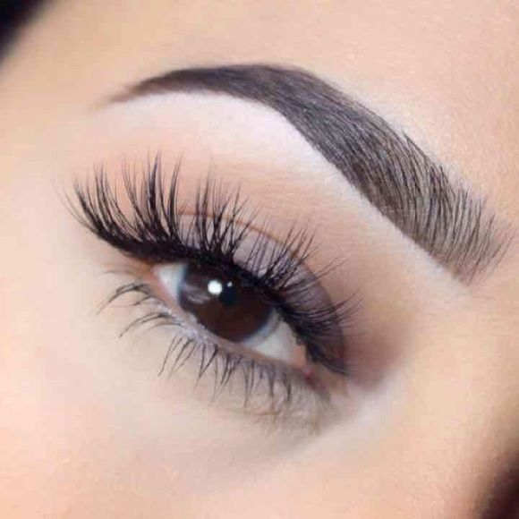 Mink eyelashes •Brand new mink lashes •Blend in with natural eyelashes  •100% mink •You will receive 1 pair THESE SELL FAST SO GRAB WHILE YOU CAN ***NOT MAC ONLY LISTED AS MAC FOR ATTENTION MAC Cosmetics Makeup False Eyelashes