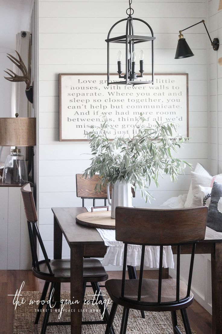 58 best DINING ROOMS images on Pinterest | Dining room, Dining ...