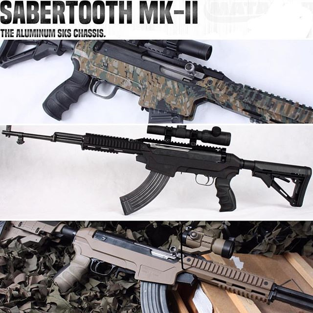 What is your favourite feature of the Sabertooth? The fact