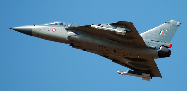 HAL (Hindustan Aeronautics Limited) TEJAS