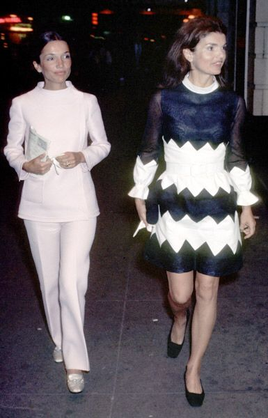 Jackie and Lee Bouvier