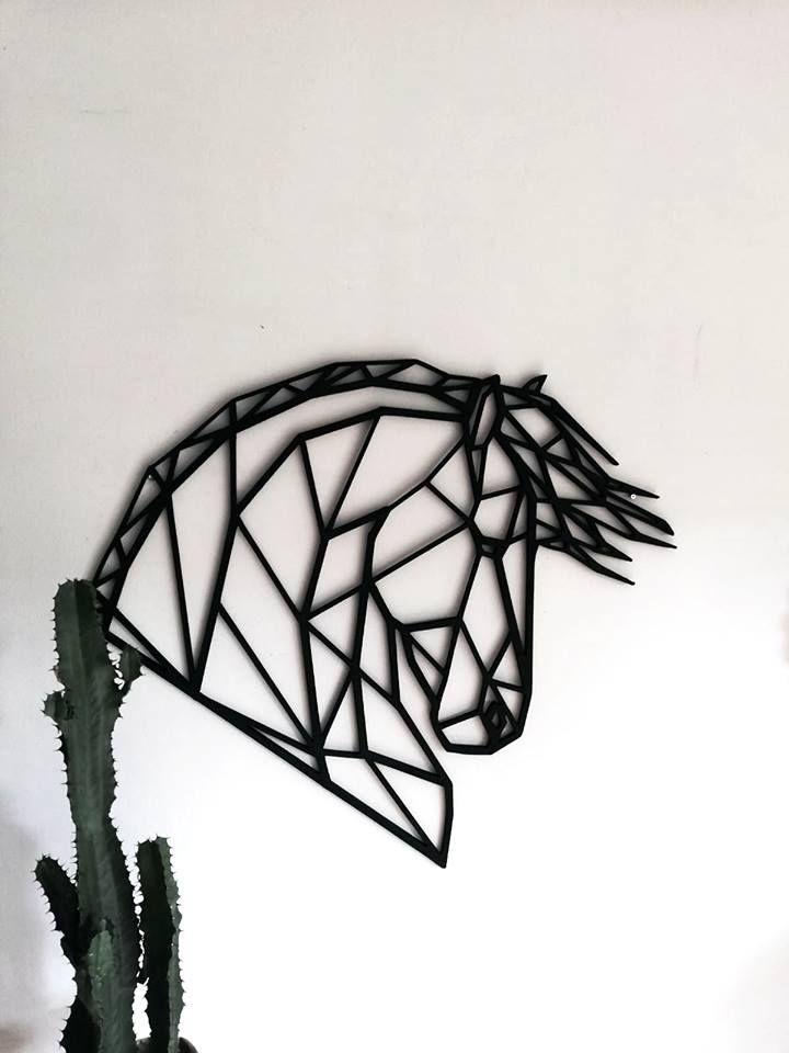 Fbrk Fries Paard Paarden Geometrisch Fries Paard