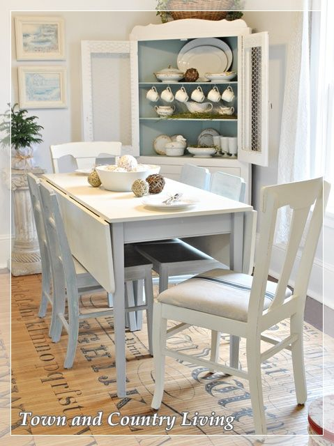 Freshening up the dining room for spring country dining roomscountry kitchencountry livingcottage