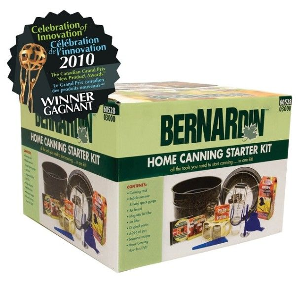 Preserve your Produce on Bernardin National Can-It-Forward Day with the Home Canning Starter Kit-Giveaway