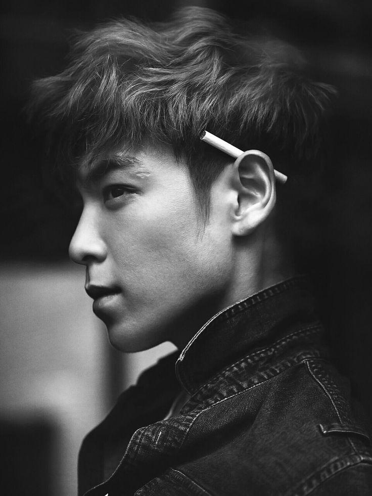 Choi Seung Hyun for Harper's Bazaar Dec. 2011
