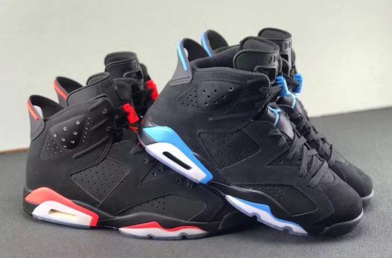 98cef184e9e Do You Prefer The Air Jordan 6 UNC Over The Air Jordan 6 Infrared ...