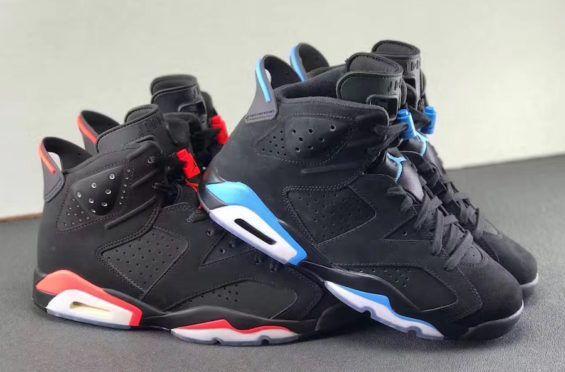 Do You Prefer The Air Jordan 6 Unc Over The Air Jordan 6 Infrared