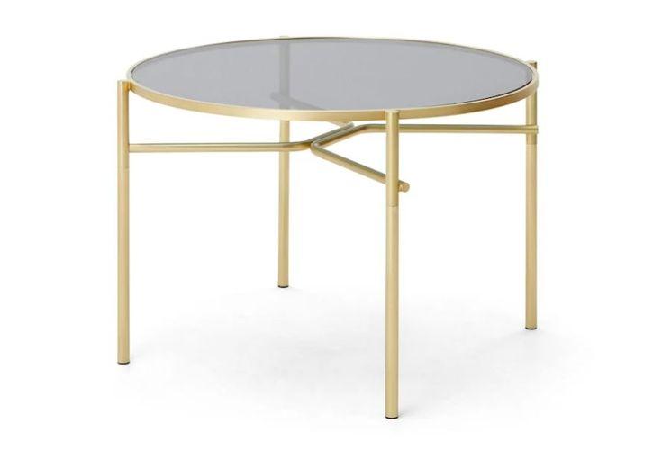 Sans Rallonges Adov Destockage Avec Images Table Basse Bois D Ingenierie Chene Blanc