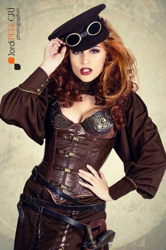 Les 414 meilleures images du tableau steampunk sur pinterest mode steampunk steampunk - Steampunk style vestimentaire ...