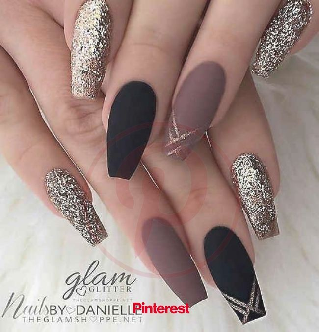 70 Simple Black Coffin Nail Designs For Winter Holidays Classy Nail Designs Gorgeous Nails Coff In 2020 Coffin Nails Designs Solid Color Nails Classy Nail Designs