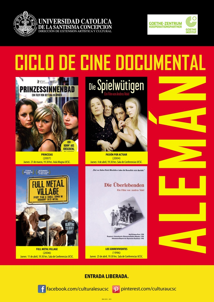 Documentales alemanes