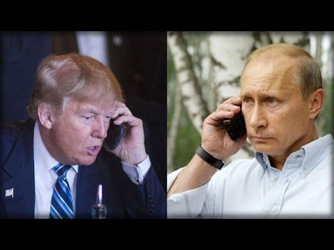 DONALD TRUMP CALLED UP PUTIN TODAY AND MADE A NEW DEAL THAT WILL SAVE AMERICA! - YouTube 5:30 pub Nov 16, 2016. STOPS NUCLEAR THREATS!!!