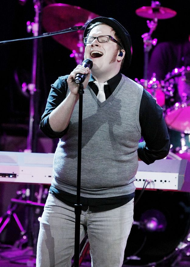 """2008 - The """"I Love Elton John"""" Fedora 