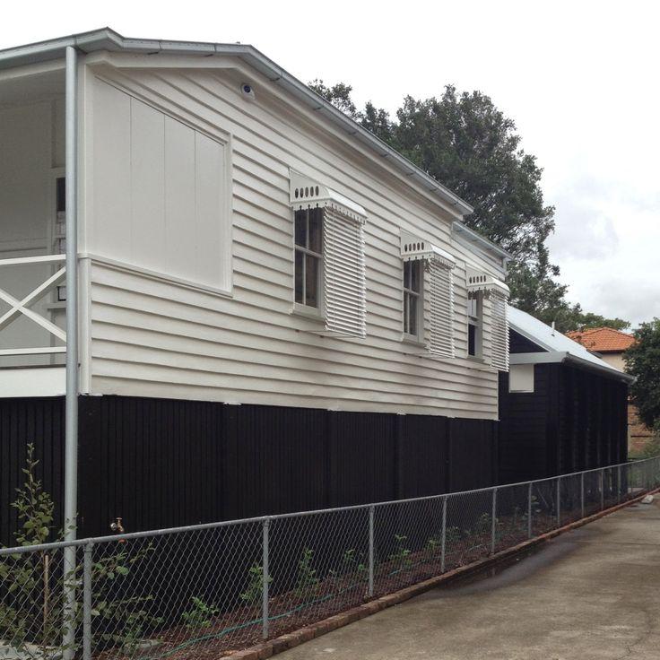 Beautiful House Renovation Blog, Renovating A Queenslander, West End Cottage, Workers  Cottage Renovation,