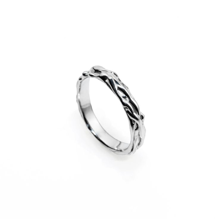 FLUID SLIM RING #pulse_jewellery  #sterling #silver #925 #jewellery #jewelry #ring #rings #fluid #liquid
