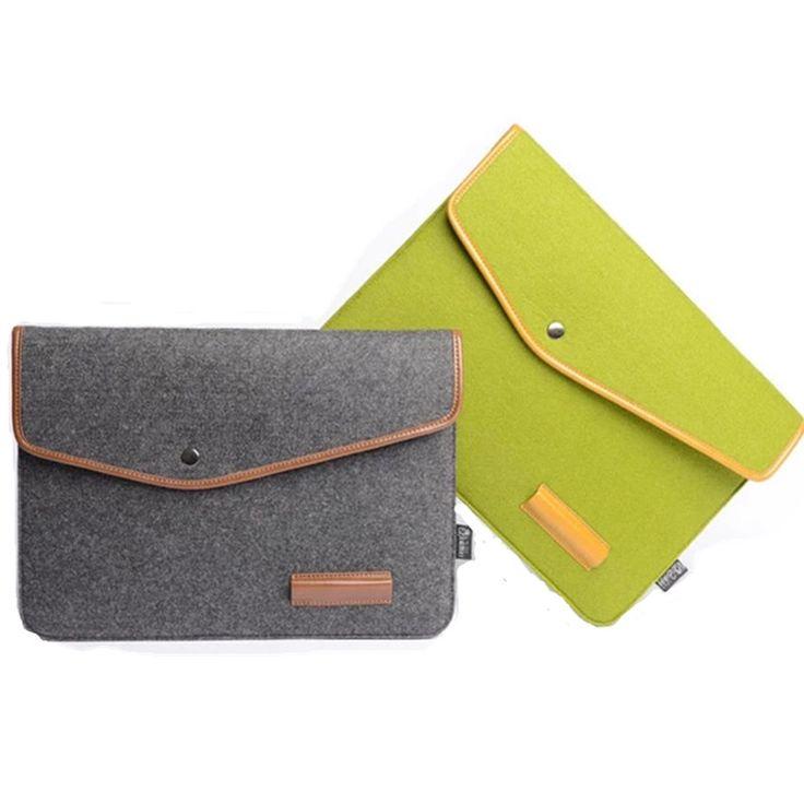 Купить товарМода Шерстяного Войлока Универсальный 11 13 14 15 17 Дюймов Laptop Sleeve мешок конверт сумка для macbook air 13 дюймовый ноутбук чехол для женщин мешок в категории Сумки и чехлы для ноутбуковна AliExpress. Мода Шерстяного Войлока Универсальный 11 13 14 15 17 Дюймов Laptop Sleeve мешок конверт сумка для macbook air 13 дюймовый ноутбук чехол для женщин мешок