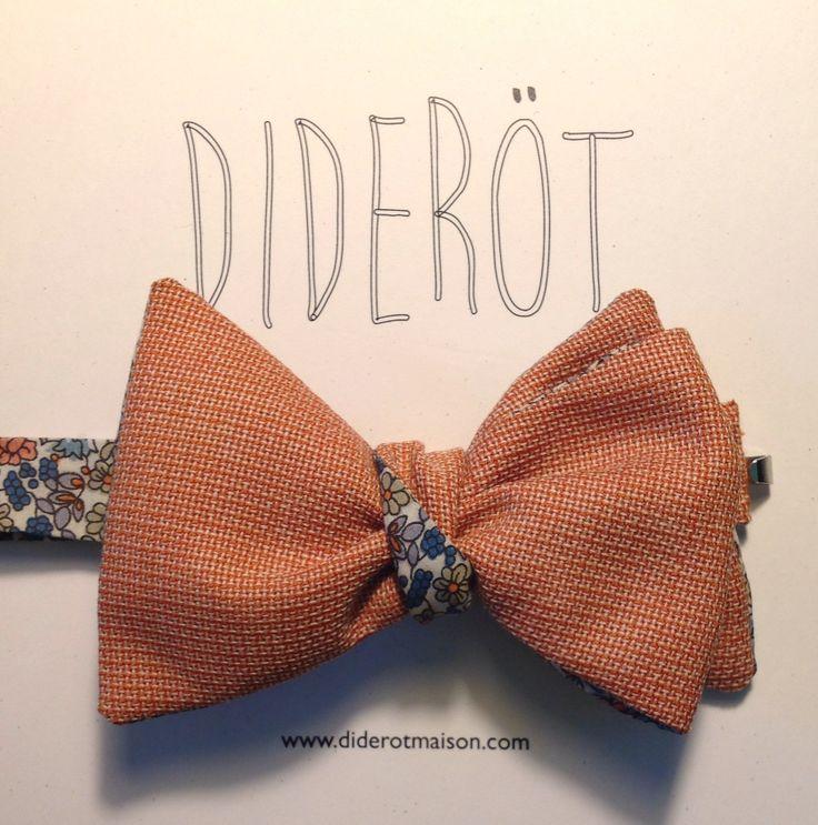 Diderotmaison bow tie - Noeud papillon - DA22