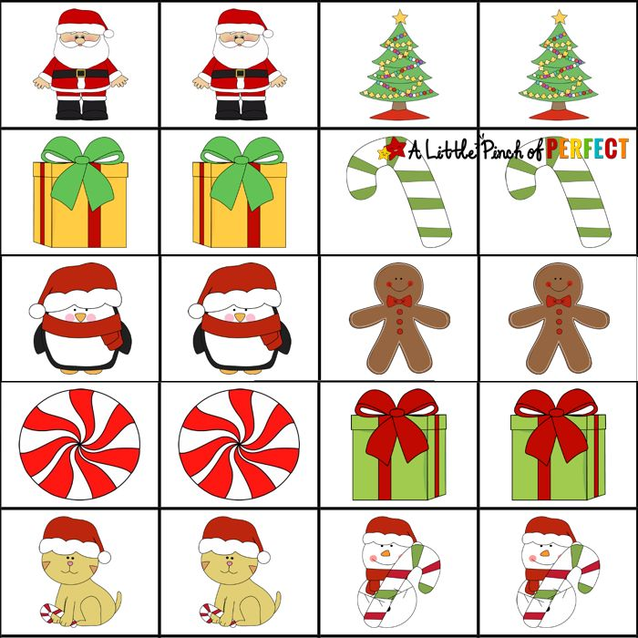 To keep my daughter perfecting her memory skills, I made her a fun Christmas memory matching game that I hope you and your kiddos will enjoy! Some great benefits from playing are increasing memory skills, improving visual discrimination, and lengthening concentration.  My daughter is so good at memory games it amazes me! I really …