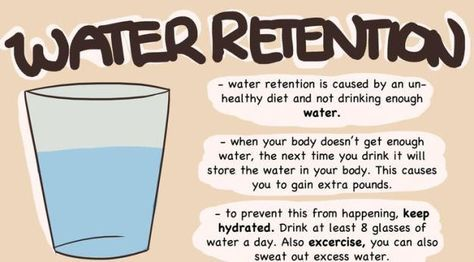 How to Reduce Water Retention? Water retention, or edema, is a state that causes inflammation in the body, mainly in the feet, legs, hands, arms, face and around the abdominal cavity. In brutal cases, fluid can make up around the lungs, a situation known as pulmonary edema. Water retention occurs when water from the blood... #AvoidWaterRetention, #CureWaterRetention, #HealWaterRetention, #HowToReduceWaterRetention, #NaturallyTreatWaterRetention, #ReduceWaterRetention, #Redu