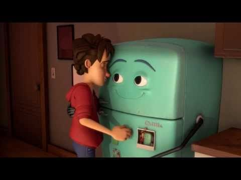 "CGI Animated Short HD: ""Runaway"" by Susan Yung, Emily Buchanan and Esther Parobek - YouTube"
