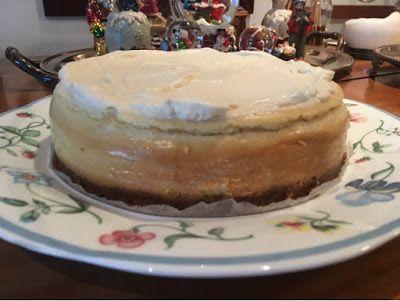Anna Maria's Delizie: Ecco come faccio il New York Cheese Cake