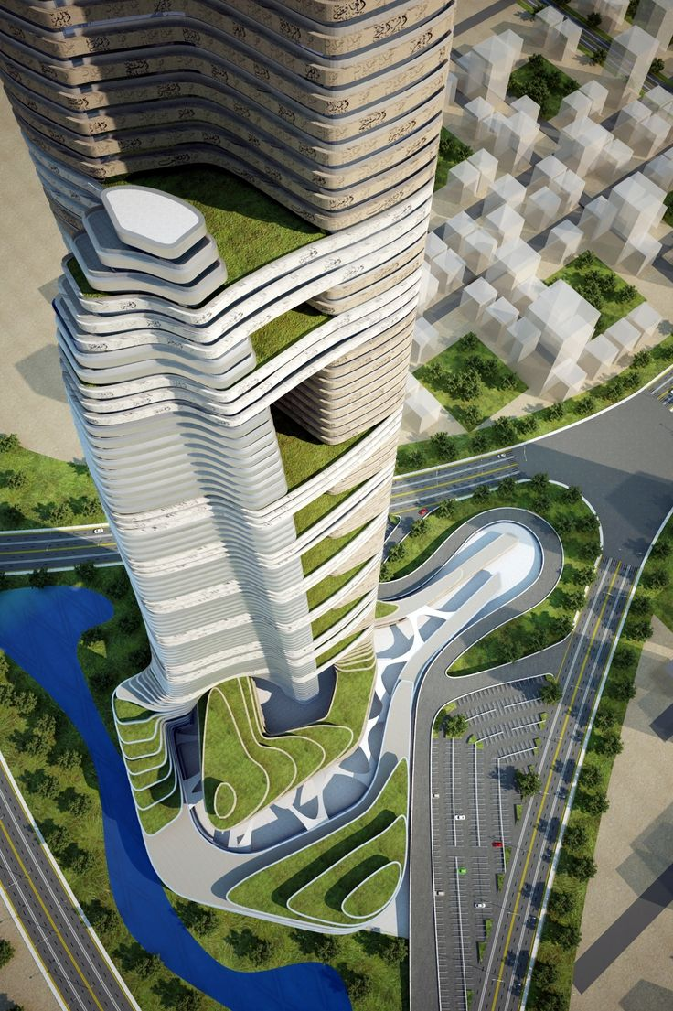 17 Best Skyscraper Images On Pinterest Skyscrapers Architecture Dc Motor Schematic Electriccurtains Pixnet Father And Son Iamz Studio Futuristic Future Building