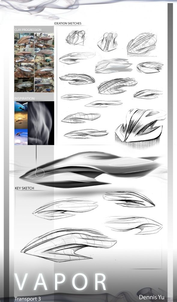 VAPOR speedform by Dennis Yu at Coroflot.com