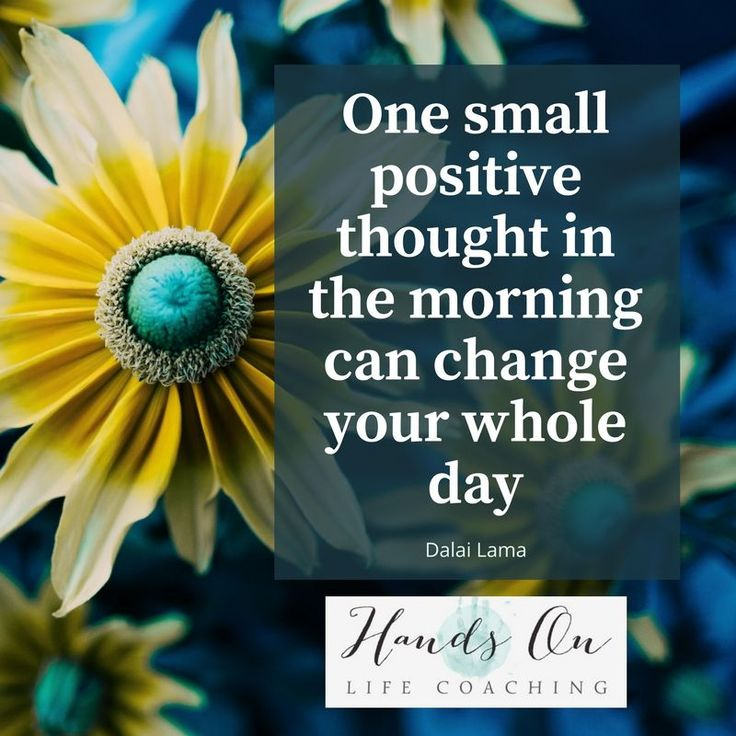 How to have a good day.  #handsonlifecoaching