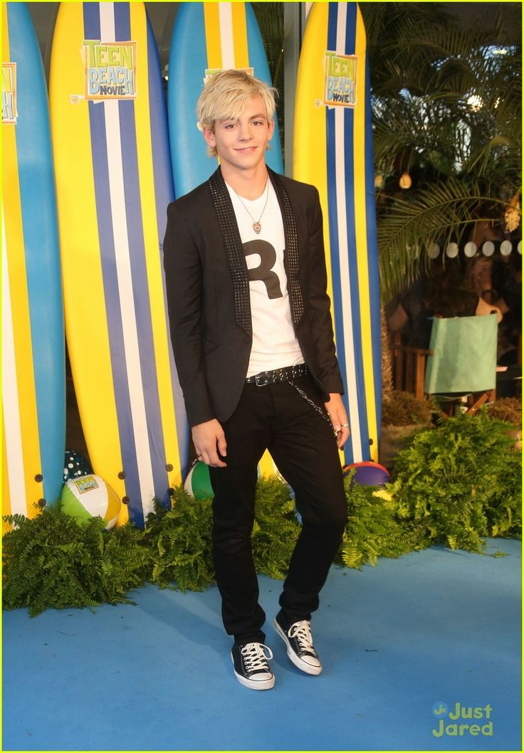 Ross Lynch: 'Teen Beach Movie' Screening