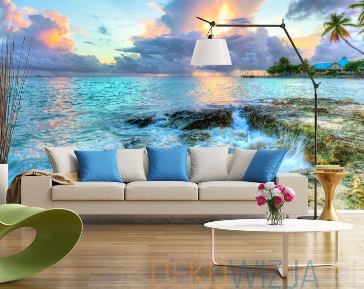 Fototapeta do salonu z motywem Krajobrazu Wysp Kanaryjskich