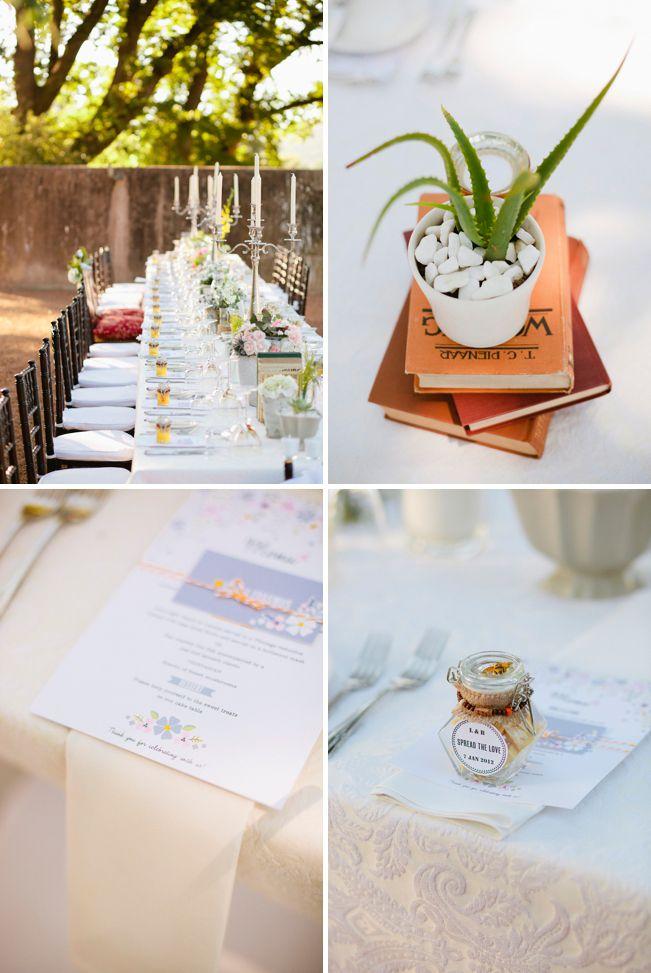 Wedding in Franschhoek, Western Cape