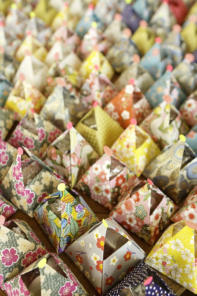 origami by Adeline Klam