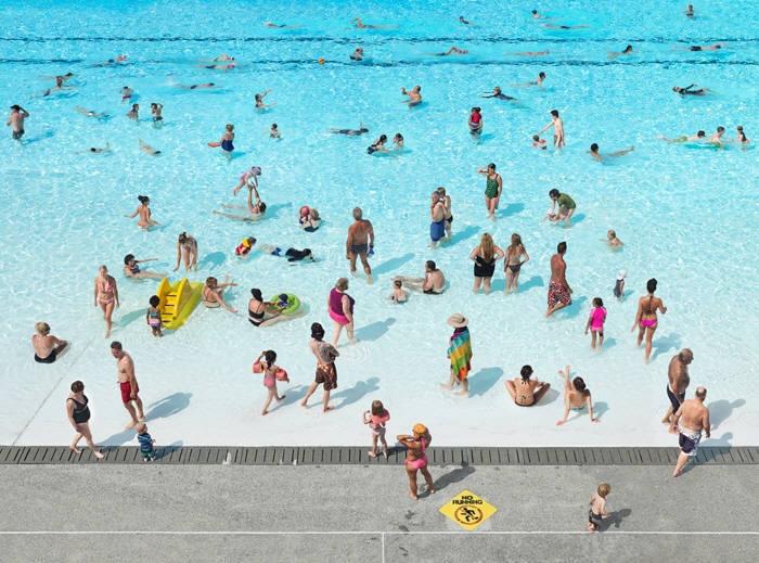 Anthony Redpath - Kits PoolArt Imagery, Kits Pools Want, Redpath Kits, Outdoor, Fine Art, Anthony Redpath, Public Pools, People, Artworks Display